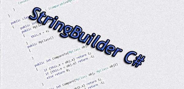 StringBuilder C#