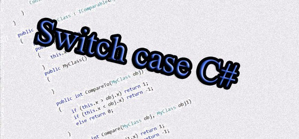 switch-case-c