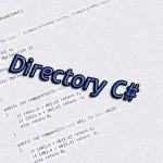 Directory C#