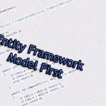 Entity Framework Model First