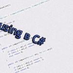 using в C#