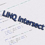 LINQ Intersect