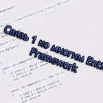 Связь 1 ко многим Entity Framework